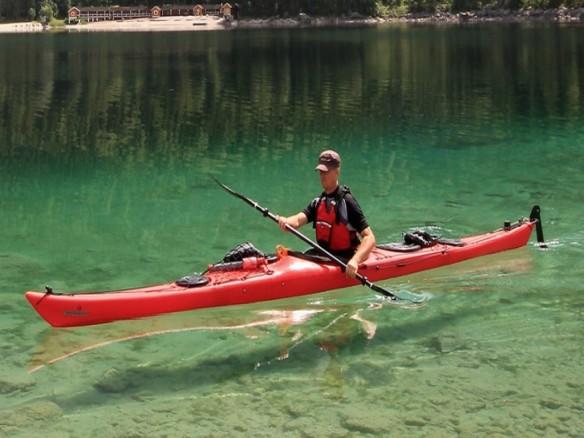 Canoe Polietilene