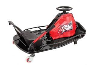 Drift Crazy Cart 25173860 Black RAZOR