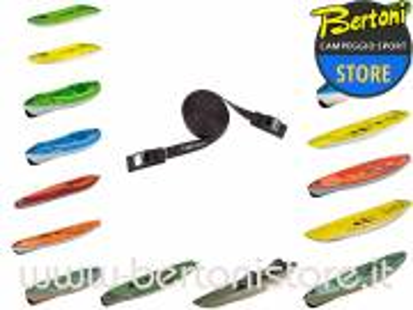 31062 CINGHIE LEGACARICHI (1 COPPIA) Bic Sport