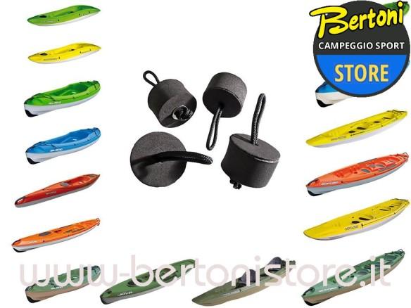 31710 TAPPI IN SCHIUMATO (4 PCS.) Bic Sport