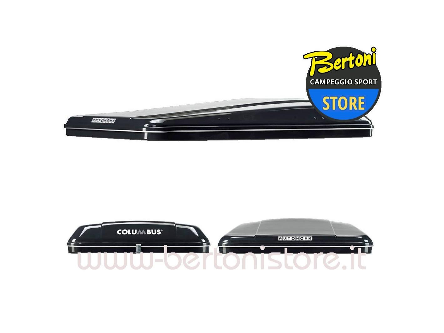 Columbus Variant Medium Black Storm CVBS/02 AUTOHOME - Bertoni Store