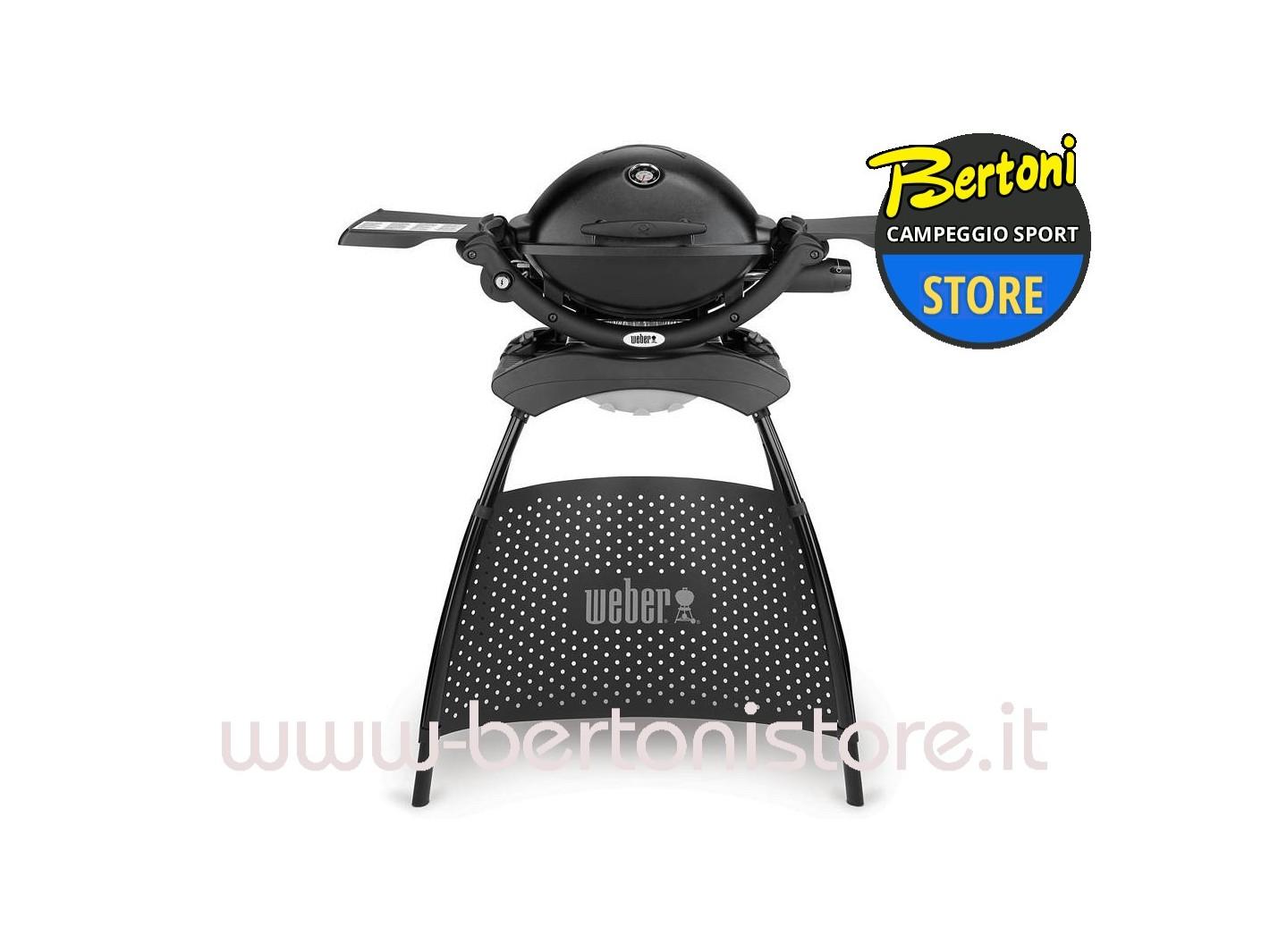 Barbecue - Bertoni Store - Milano