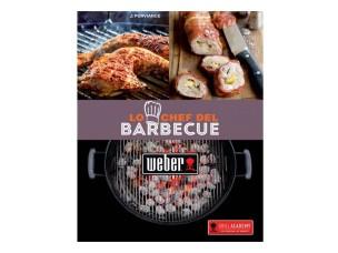 Ricettario Lo Chef del Barbecue 311274 WEBER