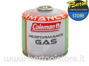 Cartuccia Di Gas C300 Performance 3000004540 COLEMAN