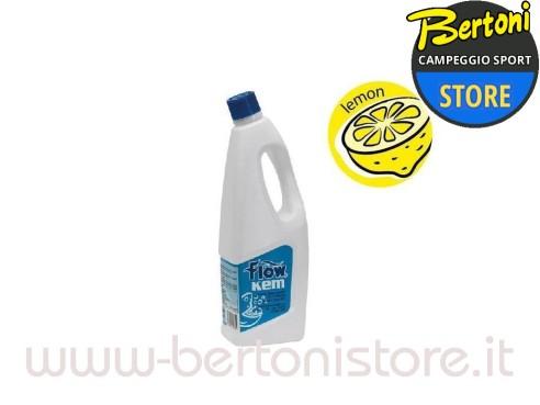 Liquido Disgregante 2 L Limone Acque Nere WC FLOKEM002L FLOWKEM