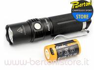 Torcia Led 550 Lumen PD25 FENIX