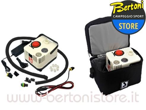 Gonfiatore Elettrico 12V - GE 21 - 6130800 SCOPREGA