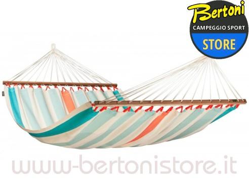 Amaca a Bastone Doppia Colada Curacao COR14-3 LA SIESTA