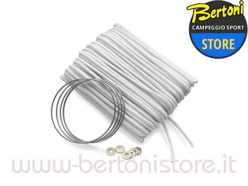 Corda Elastica per Riparazione Paleria Shock Cord NSR304