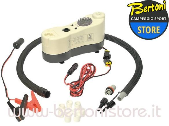 Gonfiatore Elettrico 12 V GE BTP 6131200N SCOPREGA