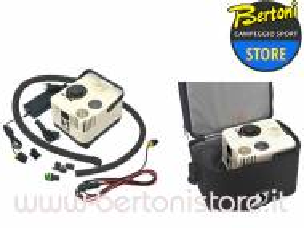 Gonfiatore Elettruico 12 V GE 21-1 K6130801 SCOPREGA