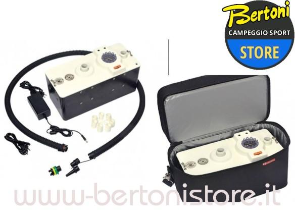 Gonfiatore Elettrico 120/230 V GE 25 AC K6130990 SCOPREGA