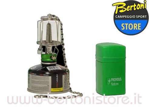 Lanterna A Gas con Piezo LM400 PROVIDUS