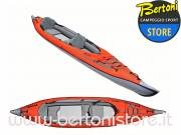 Canoa Gonfiabile AdvancedFrame Convertible TM Elite Red AE1007-ER Advanced Elements