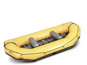 Gommone Gonfiabile Rafting Pulsar 420 Nex Giallo 045450-Y (2A/11C) GUMOTEX