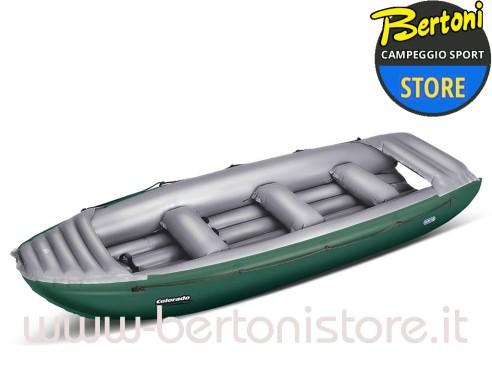Gommone Rafting Gonfiabile Colorado 450 Verde 043883-G (13/11C) GUMOTEX