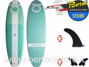 "Sup Rigido 9'5"" Hulk Rainbow Sea Green 383-3-12 OUTRIDE Tom Caruso"