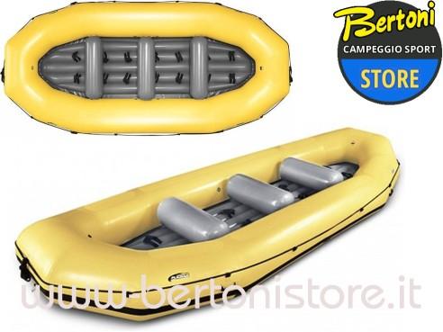 Gommone Gonfiabile Rafting Pulsar 560 NEX Giallo 045430-Y (2A/11C) GUMOTEX