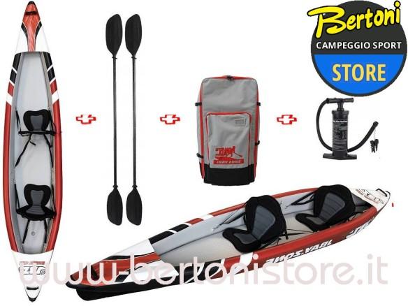 Canoa Gonfiabile 425 Drop Stich 30014 JBAY.ZONE