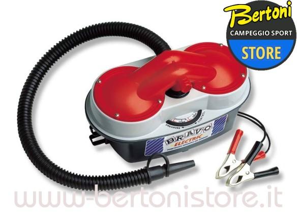 BRAVO 12 Gonfiatore elettrico per Gommoni 12V DC 6130003