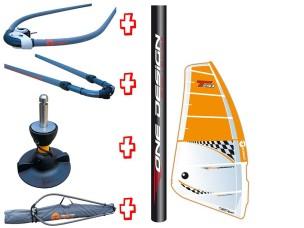 Vela Rig One Design 5,8 102572 BIC SPORT
