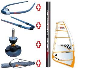 Vela Rig One Design 6,8 102573 BIC SPORT