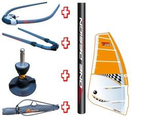 Vela Rig One Design 7,8 102574 BIC SPORT