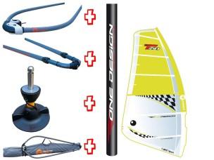 Vela Rig One Design 8,5 102575 BIC SPORT