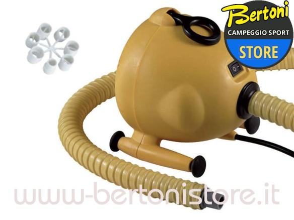 Gonfiatore Elettrico 230V 1600 lt/min Bravo OV6 6130249