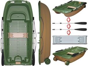 Barchino Sportyak 245 Green v2 106471 BIC SPORT