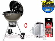 Barbecue a Carbone Master-Touch GBS C-5750 Smoke EU 14710053 WEBER