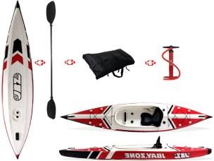 Canoa Gonfiabile V-Shape Solo Drop Stich 30020 JBAY.ZONE