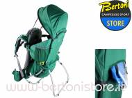 Zaino Port Baby Kid Comfort 1 Alpine Green 6620020.2239 DEUTER