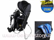 Zaino Port Baby Kid Comfort 1 Black 6620020.7000 DEUTER