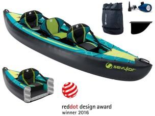 Canoa Gonfiabile Ottawa 2000026702 SEVYLOR