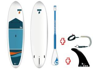 "Sup Rigido 10'6"" Beach Performer TT 106830 + Pagaia Alu + Leash BIC SPORT"