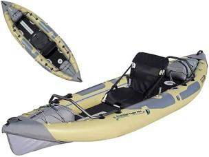 Canoa Gonfiabile Advanced Frame™ StraitEdge Angler Pro AE1055 Advanced Elements