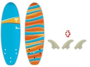 Surf Paint Mini Shortboard 5'6'' 107197 BIC SPORT