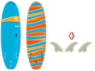 Surf Paint Shortboard 6'0'' 107198-102435 BIC SPORT