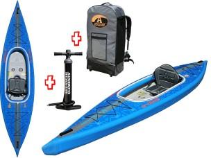 Canoa Gonfiabile AirVolution Kayak AE3029 Advanced Elements