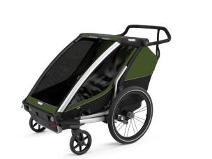 Carrello Bici Chariot Cab 2 10204021 THULE