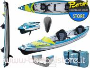 Canoa Gonfiabile Air Breeze Full HP 2 107184 BIC SPORT