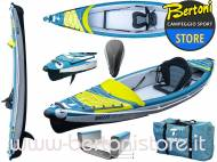 Canoa Gonfiabile Air Breeze Full HP 1 107183 BIC SPORT - TAHE