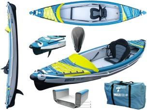 Canoa Gonfiabile Air Breeze Full HP 1 107183 BIC SPORT