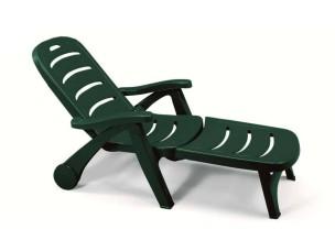 Lettino Stella Di Mare Verde Bosco 1245 SCAB