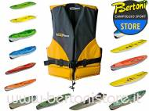 Gilet Giubbino Kayak BEACH XXL 101410 BIC SPORT