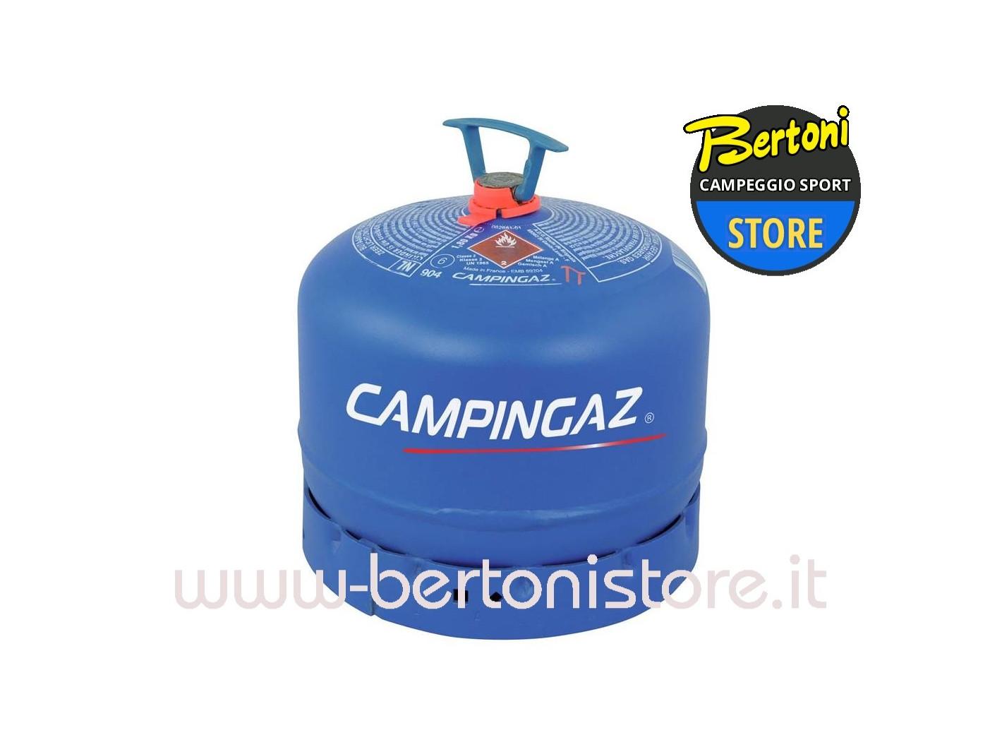 Bombola di gas r 904 6176 campingaz bertoni store milano - Bombola gas cucina prezzo ...