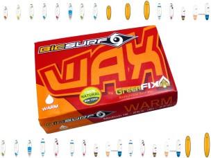 100054 SURF WAX BIO WARM (50 BOX) BIC SPORT