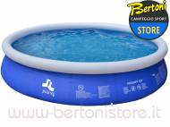 Piscina Fuori Terra Rotonda Autoportante Prompt Set 17540 JILONG
