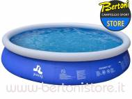 Piscina Fuori Terra Rotonda Autoportante Prompt Set 10217NG JILONG